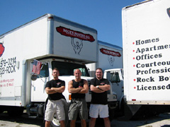 Rock's Moving Company